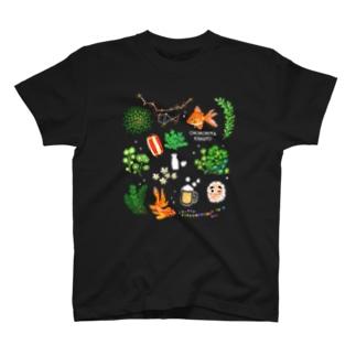 ヨシオカ ナコ T-shirts
