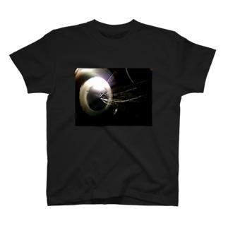 night Electronic engine. T-shirts