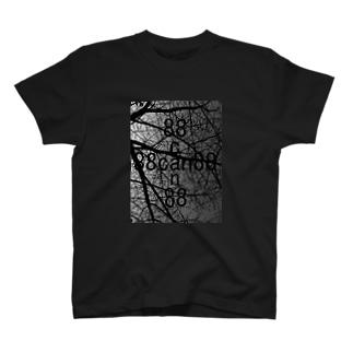 芽吹きを待つ者たち@88can88 T-shirts