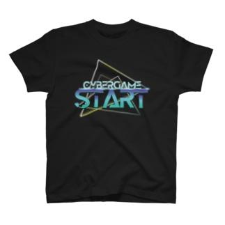 ゲームをSTARTする時のあの気持ち T-shirts