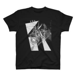 asiangold _mono_ T-shirts