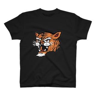 OK tiger T-shirts