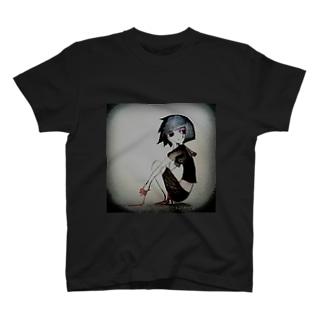 あんにゅい子ちゃん T-shirts