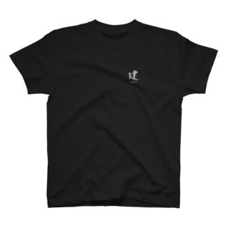 建HEAVYピック ロゴ T-shirts