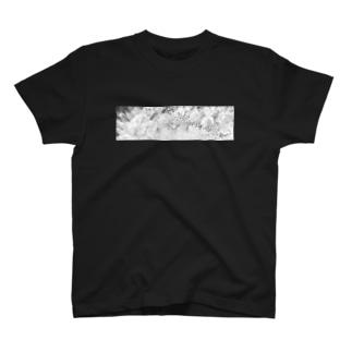白銀の華 T-shirts