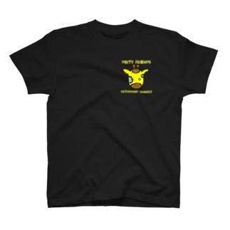 ツギハギ キリン T-shirts