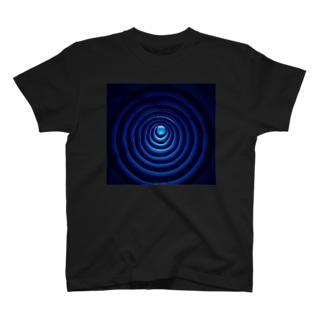 BLACK×BLUEbyRYONCHY T-shirts