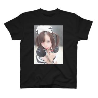 しばメイド T-shirts