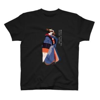 浮世絵Tシャツ T-shirts