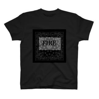 FIRE! T-shirts
