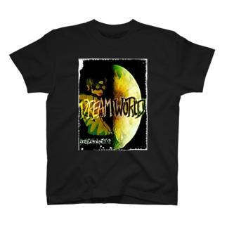 DREAM WORLD ひまわりバージョン T-shirts