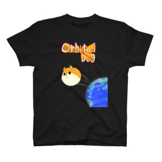 軌道犬 T-shirts