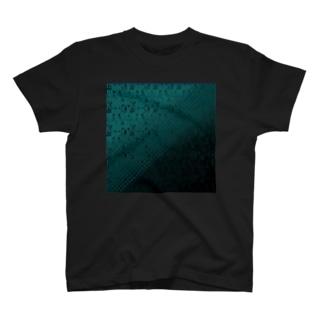 かきごおり(ダークミント) T-shirts