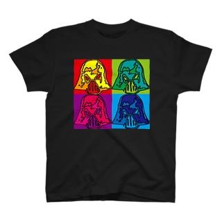 ダイスベイダー#3 T-shirts