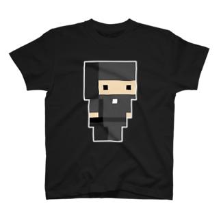 黒忍者 Tシャツ