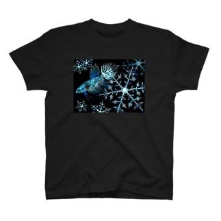 スマラグティナ アイスクリスタルカラー T-shirts