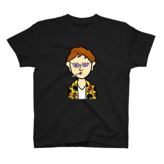 チンピラさん T-shirts