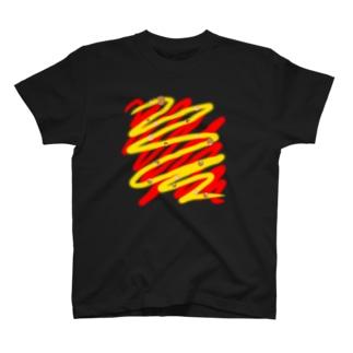ケチャップとマスタード T-shirts
