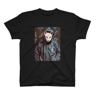 キツネ1 T-shirts