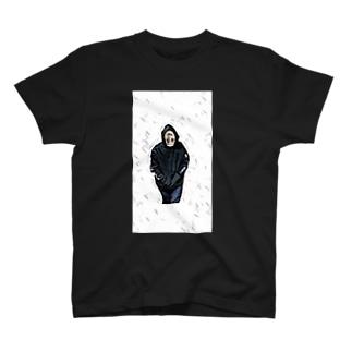 能面2 T-shirts