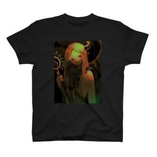 もっこもこ T-shirts