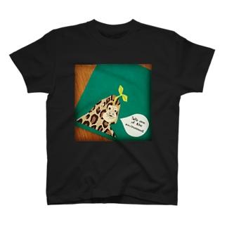 優しいゴリラ T-shirts