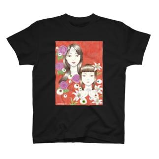 緋色の争い T-shirts