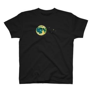 真夜中の空 T-shirts