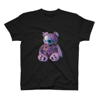 くまのギーッッちゃん T-shirts