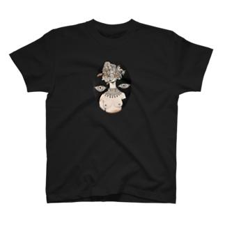 憧憬の肖像 T-shirts