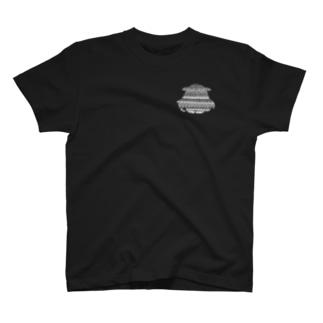 メンダコ白+ T-Shirt
