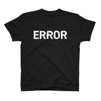ERROR S SIDE T-shirts