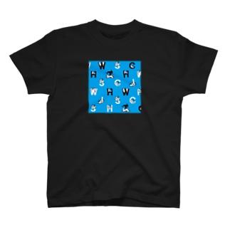 インタラクティブとこねこ T-shirts