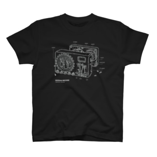 ブッダマシーン【祥雲】 T-shirts