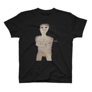 どすこい朗読者 T-shirts