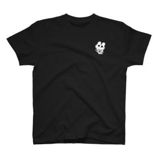 水着うさぎ ひかえめver. T-shirts