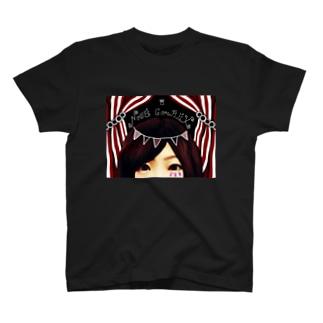 ノーズ・コンプレックス T-shirts