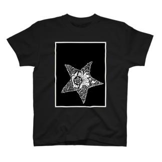 ヒトデシリーズ T-shirts