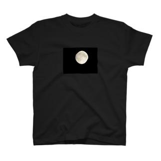 一眼レフによる月 T-shirts
