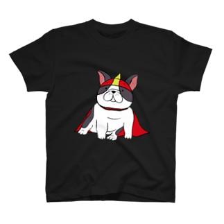す〜ぱ〜ぶるどっく その1 T-shirts