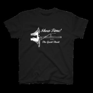 mosmos storeのShow Time! T-shirts