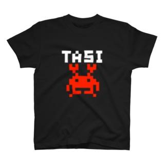 TASI蟹 T-shirts