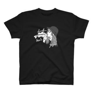 バスガール5 アイテム  T-shirts