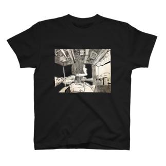配線 T-shirts