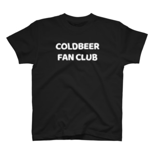 COLDBEERFANCLUB T-shirts