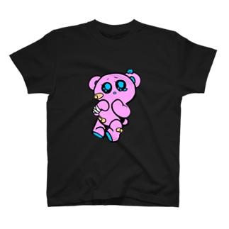 めんべあちゃん「ぴえん」 ぴんく! T-shirts