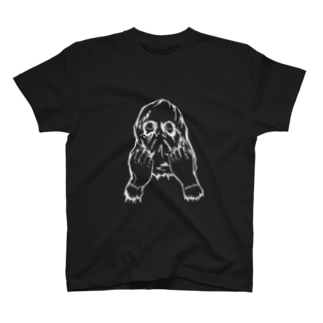 close 裏 T-shirts