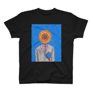 花男(はなおとこ) T-shirts