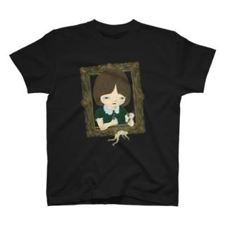 RYUJI_UEMURAの試食 T-shirts