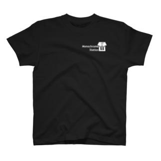 #モノステ Tシャツ T-shirts